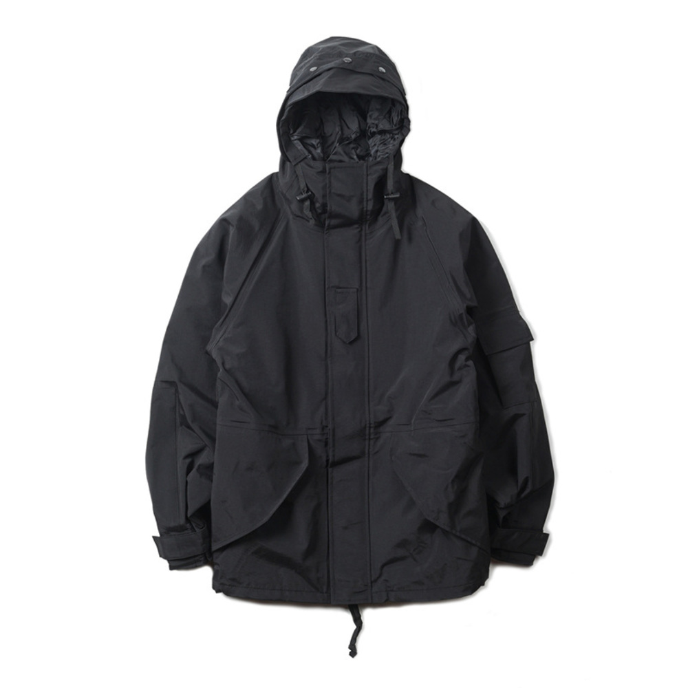 US Type ECWCS1 Gore-Tex Style Parka 'Black'