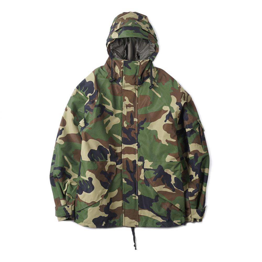 US Type ECWCS1 Gore-Tex Style Parka 'Wood Land'