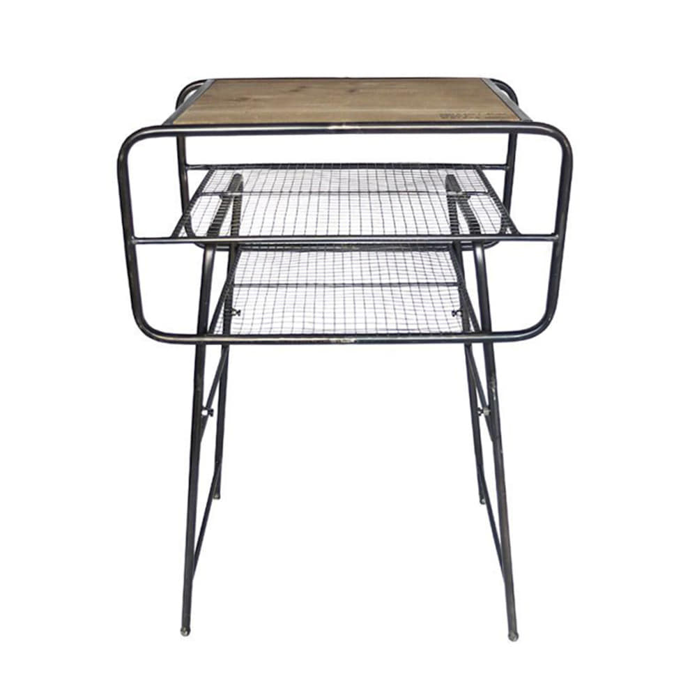 Iron Side Table CZ 'Iron'
