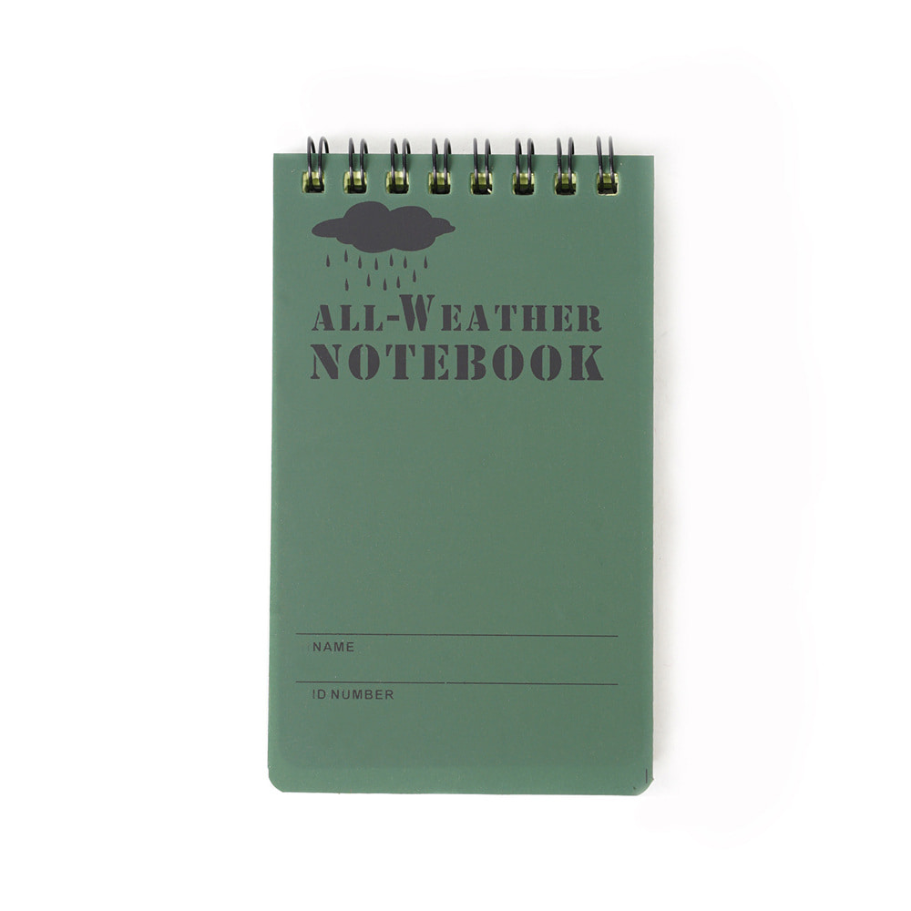 All-Weather Notebook 'S'