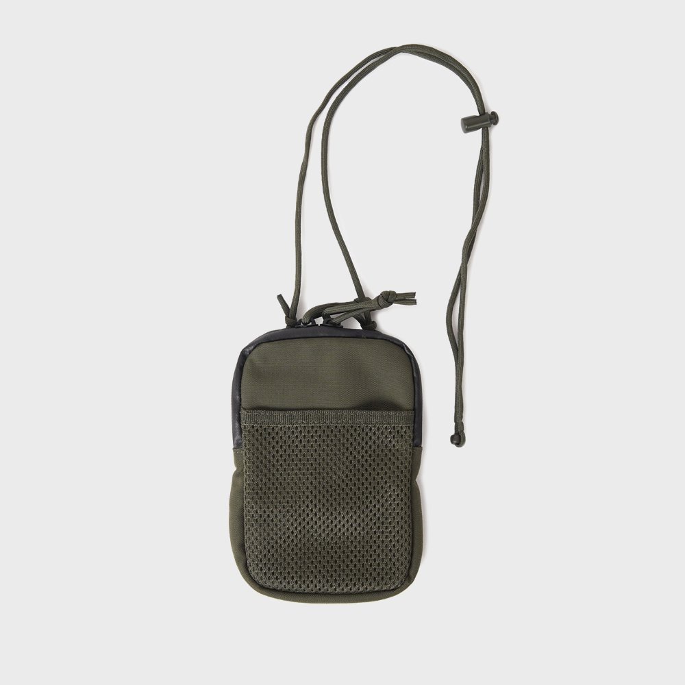 GP0183 Neck Mesh Pouch - Olive