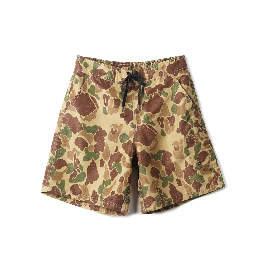 Camouflage Shorts & Swim Pants 'Duck Hunter'