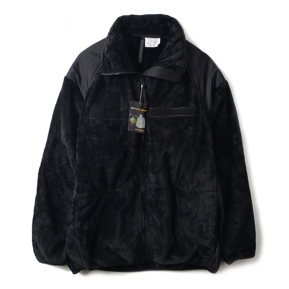 US Type ECWCS Gen3 Fleece Jacket 'Black'