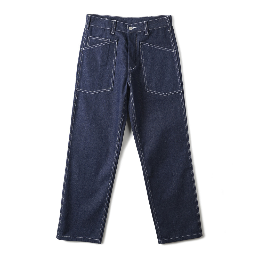 US Type ARMY WW2 Denim Work Pants