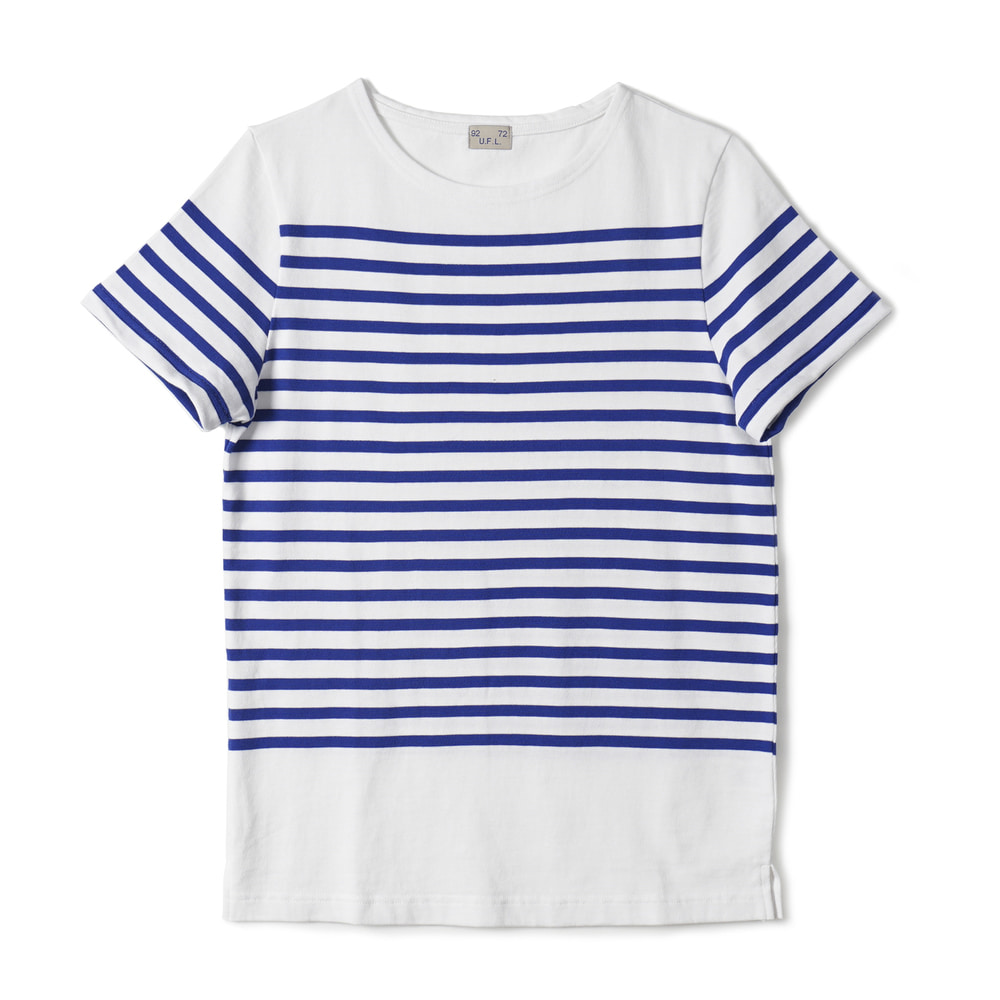 French Type Border T-Shirts 'W-B'