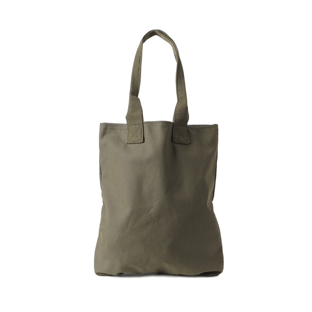 Military Canvas Tote Bag 'Olive'