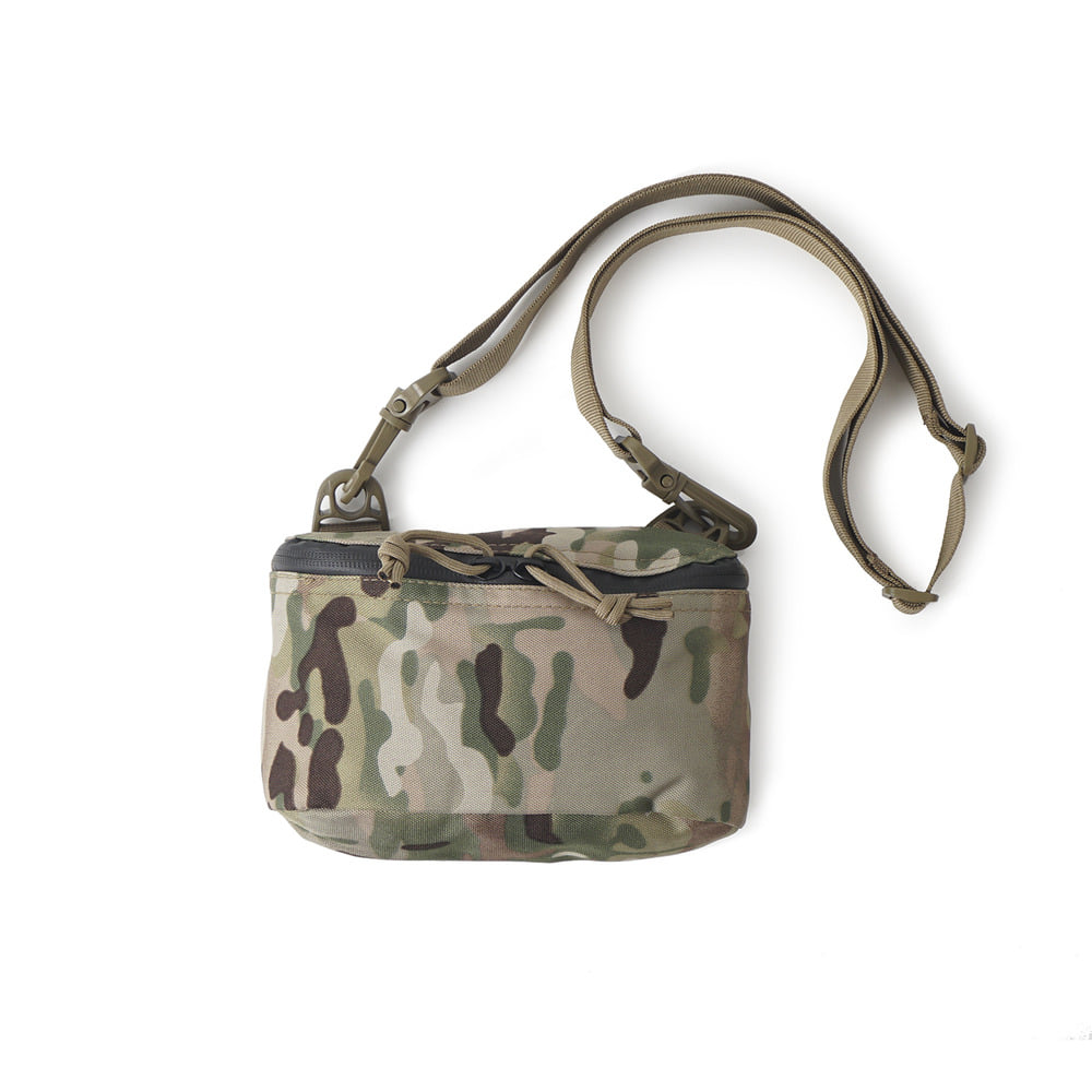 GP0181 Shoulder Pouch 'Multi'