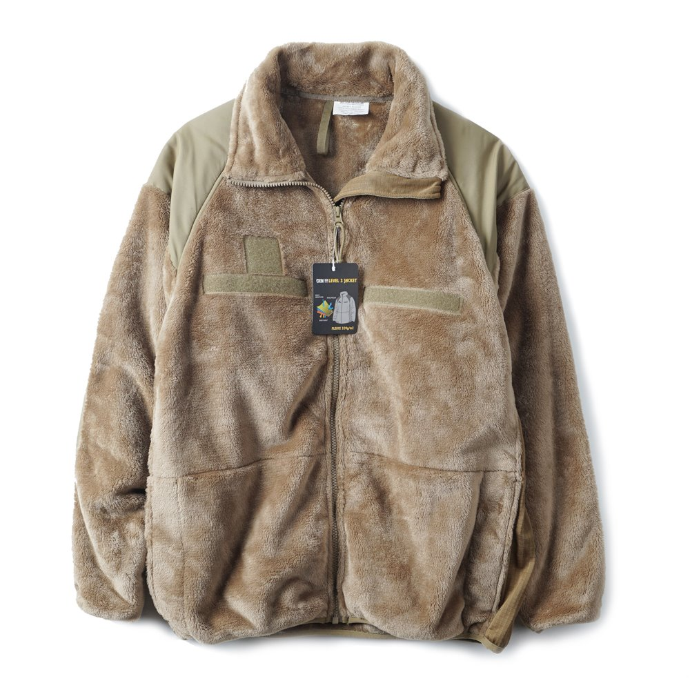 US Type ECWCS Gen3 Fleece Jacket 'Coyote'