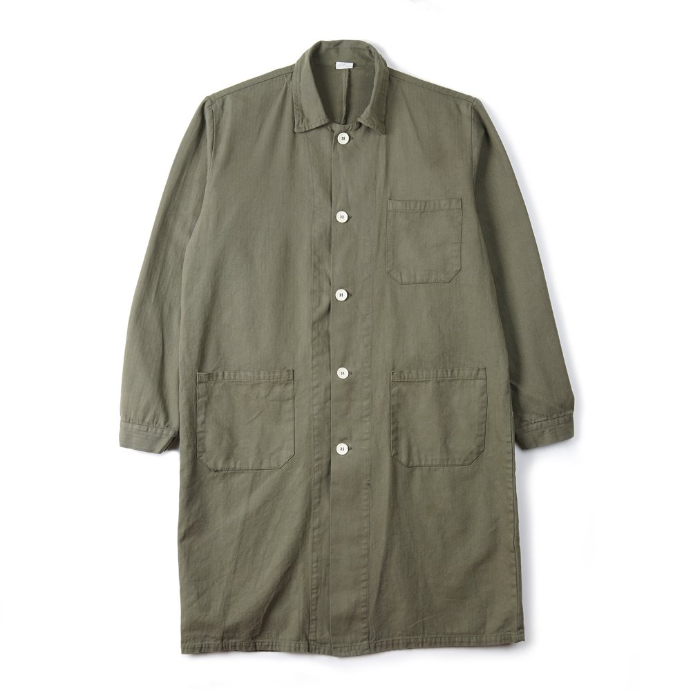 Czech Type Work Coat 'Olive'