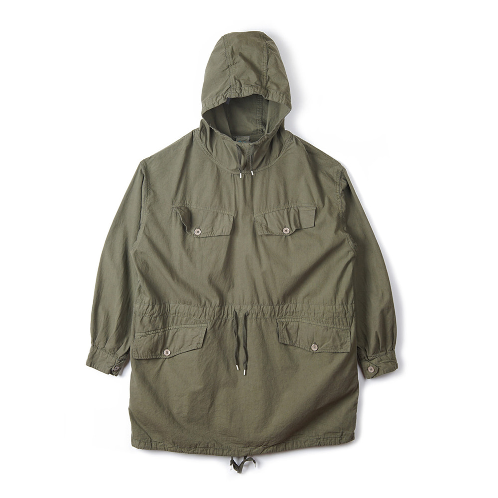 French Mle50 Mountain Anorak 'Olive'