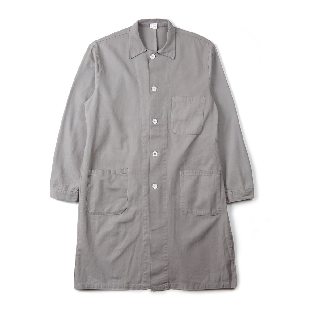 Czech Type Work Coat 'Grey'