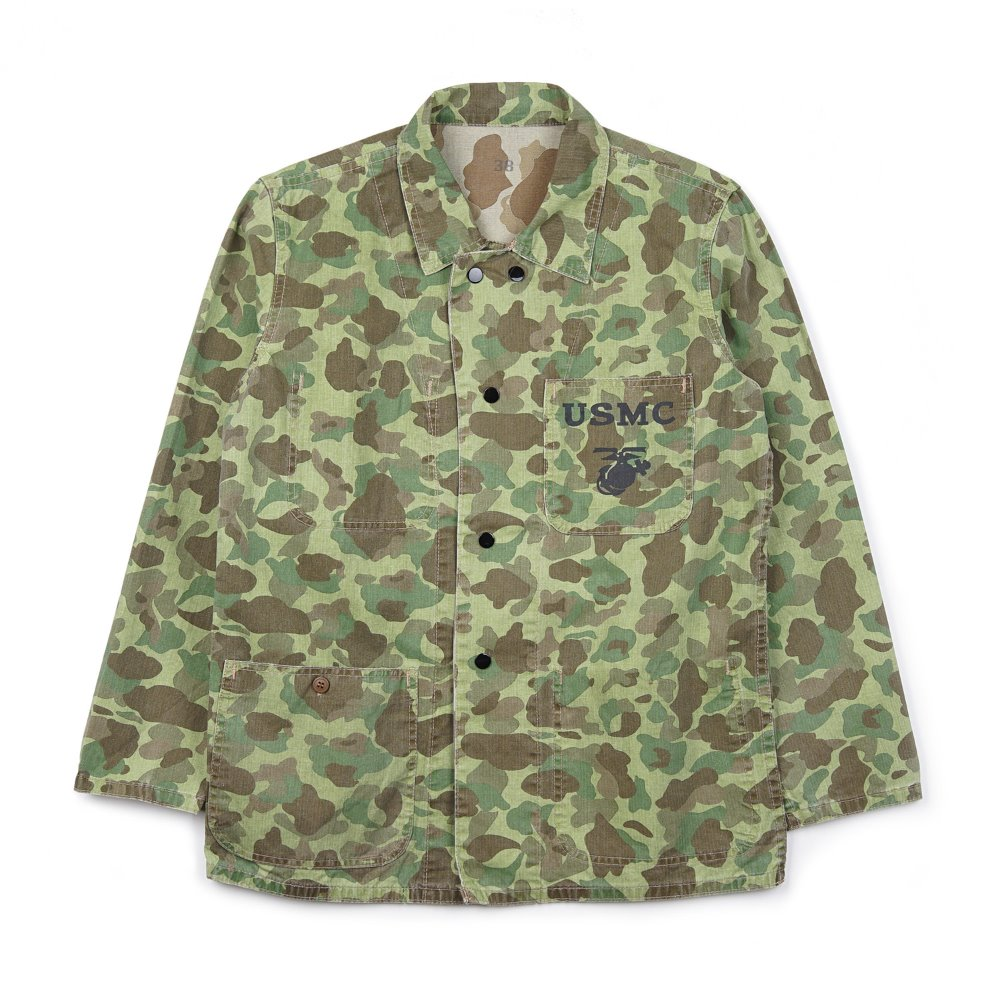USMC M1942 Reversible Jacket 'Duck Hunter'