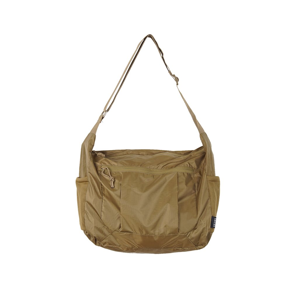 GB0608 Compact Shoulder Bag 'Coyote'