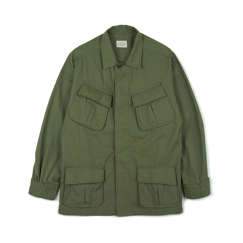 US Jungle Fatigue Jacket 4th Model