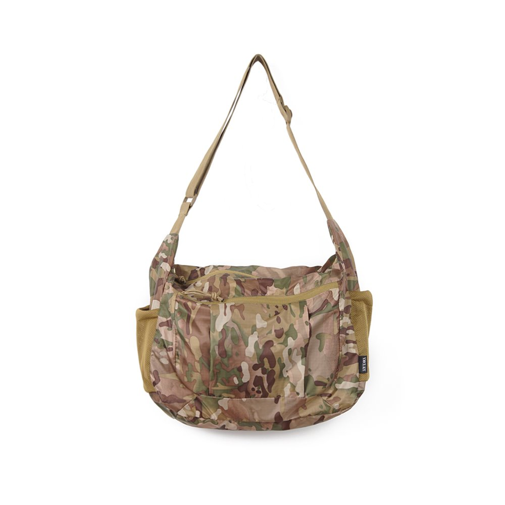 GB0608 Compact Shoulder Bag 'Multi'