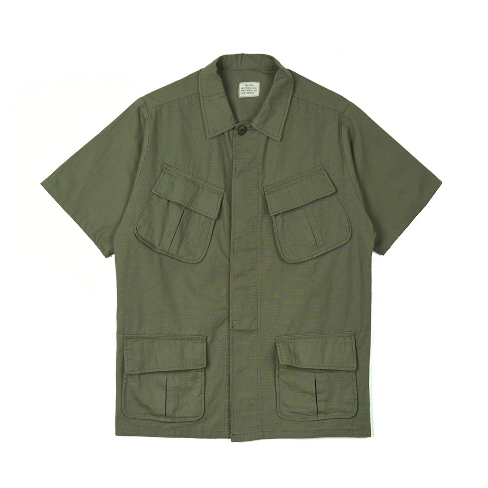 Short Sleeve Jungle Fatigue Jacket 4th Model