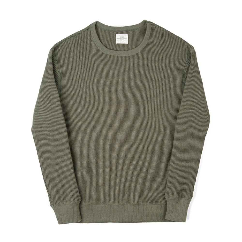 Cold Weather Sweater 'Olive'