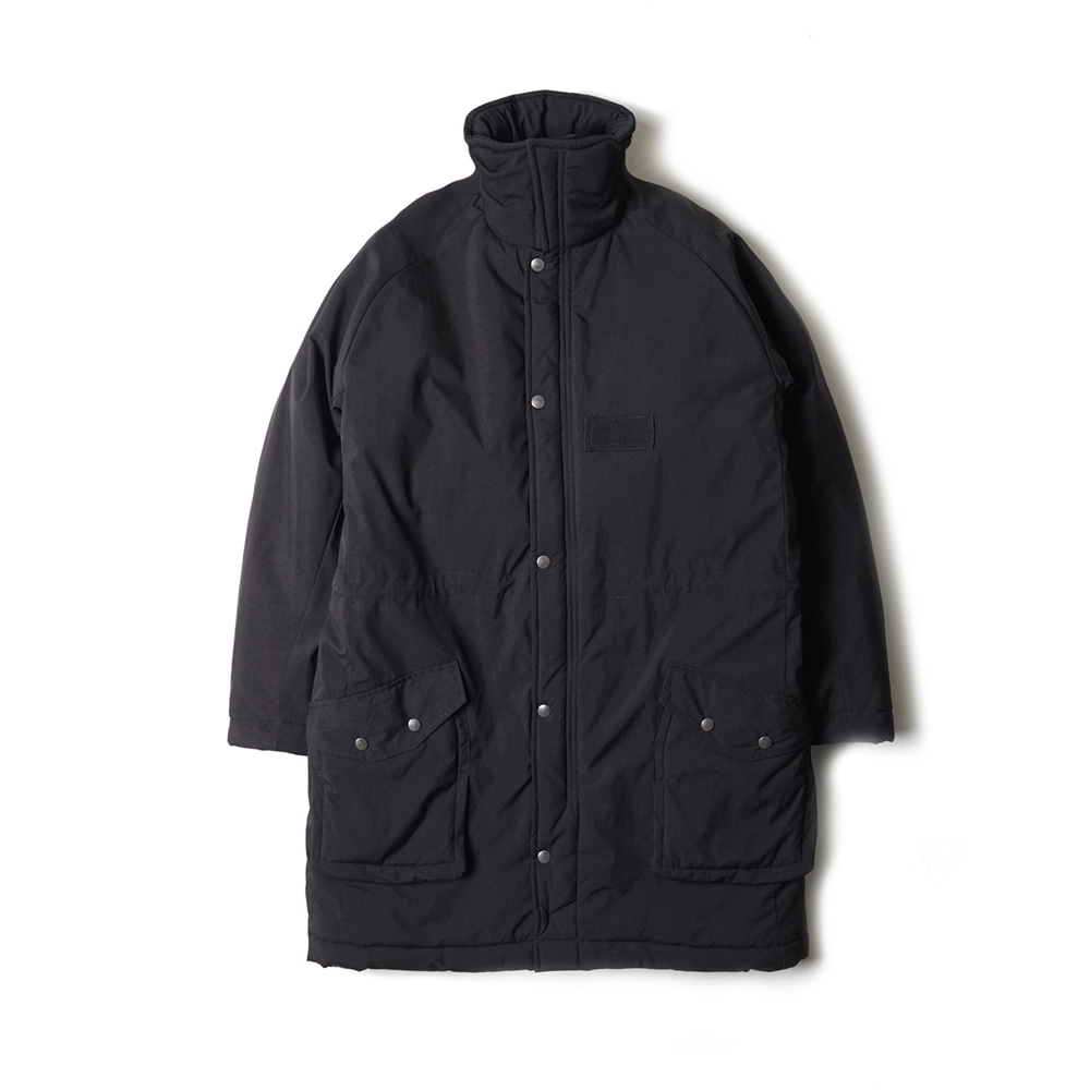 Swedish M90 Cold Weather Parka 'Black'