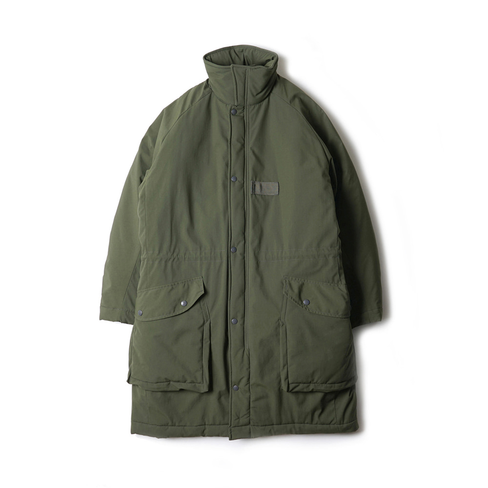 Swedish M90 Cold Weather Parka 'Olive'