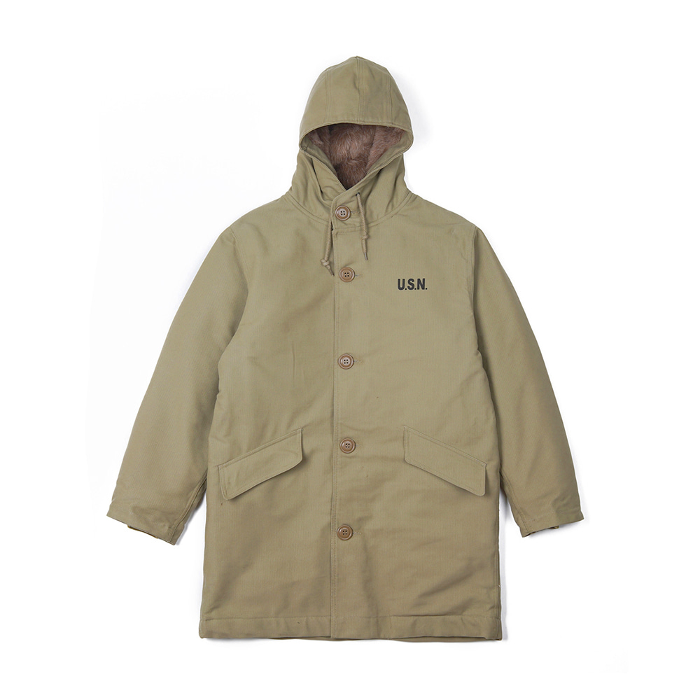 US Type N-2 Deck Coat 'Khaki'