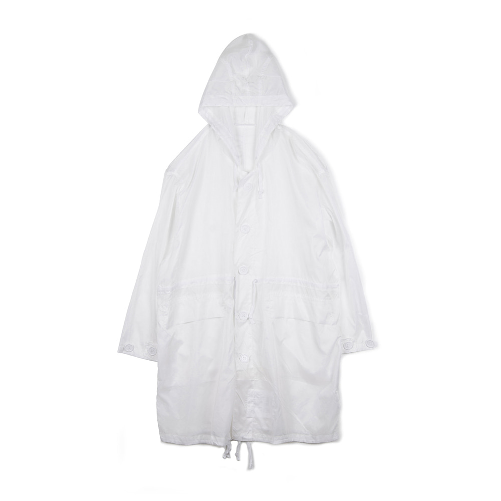 UK Snow Camouflage Parka 'White'