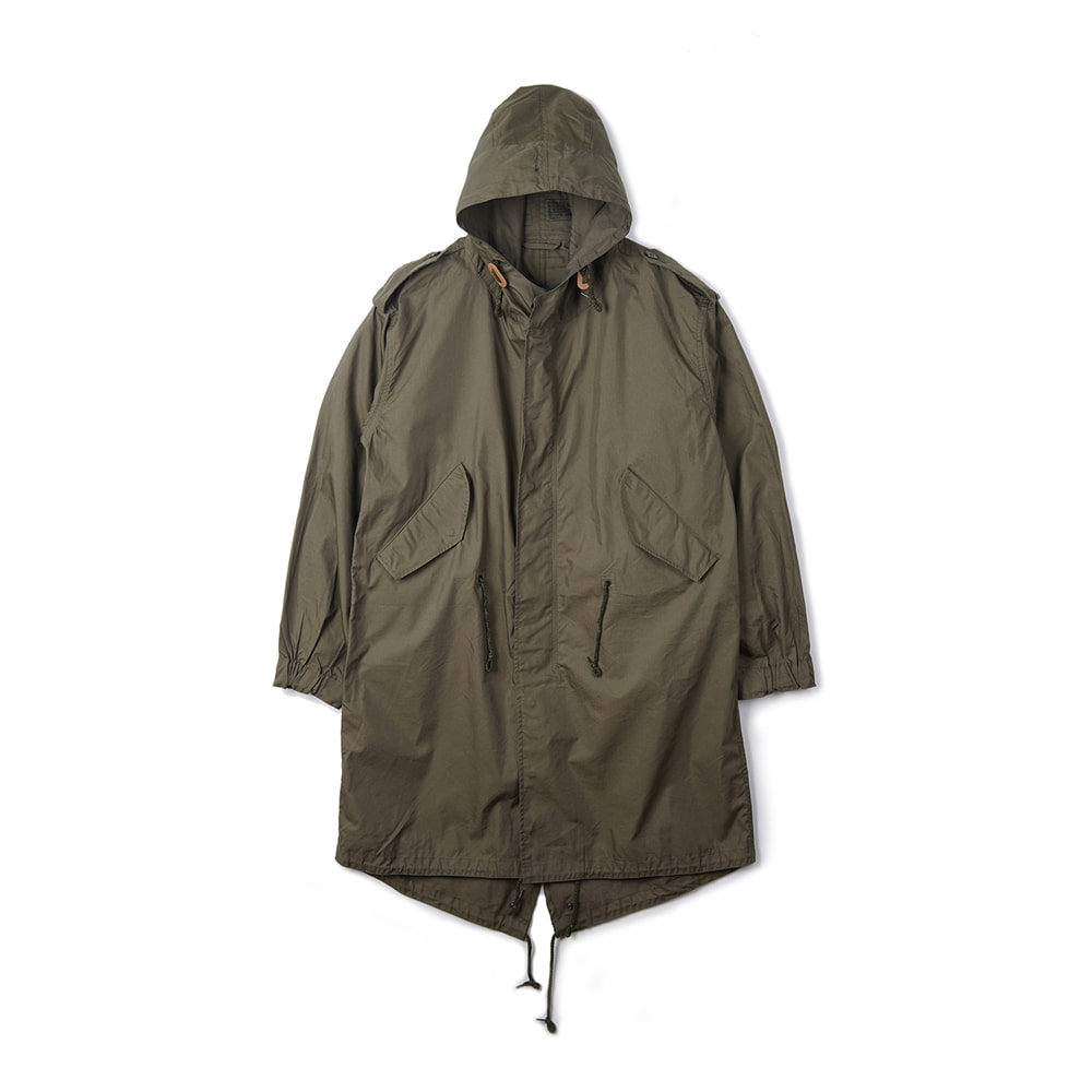 US M51 Field Parka Shell 'Olive'