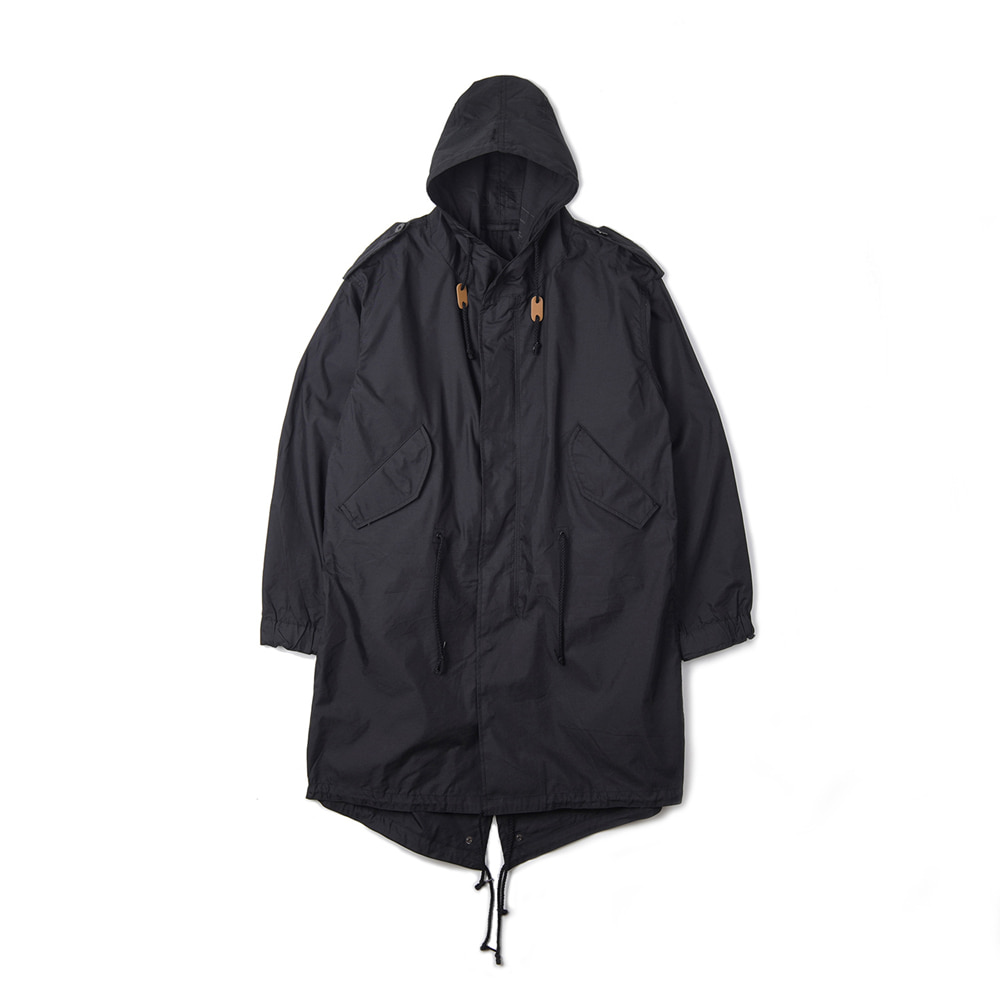 US M51 Field Parka Shell 'Black'