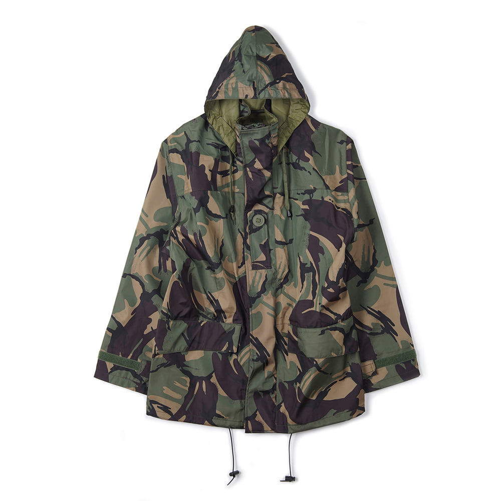 British Militay Waterproof Parka DPM 'Dead Stock'