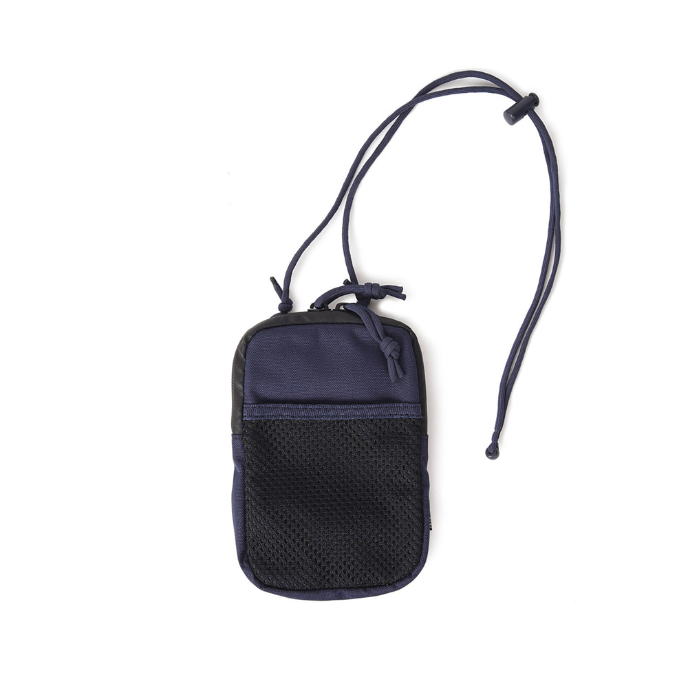 GP0183 Neck Mesh Pouch 'Navy'
