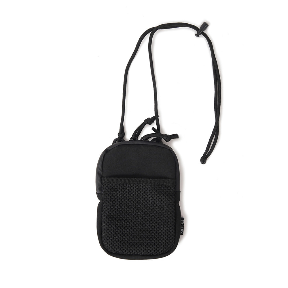 GP0183 Neck Mesh Pouch 'Black'