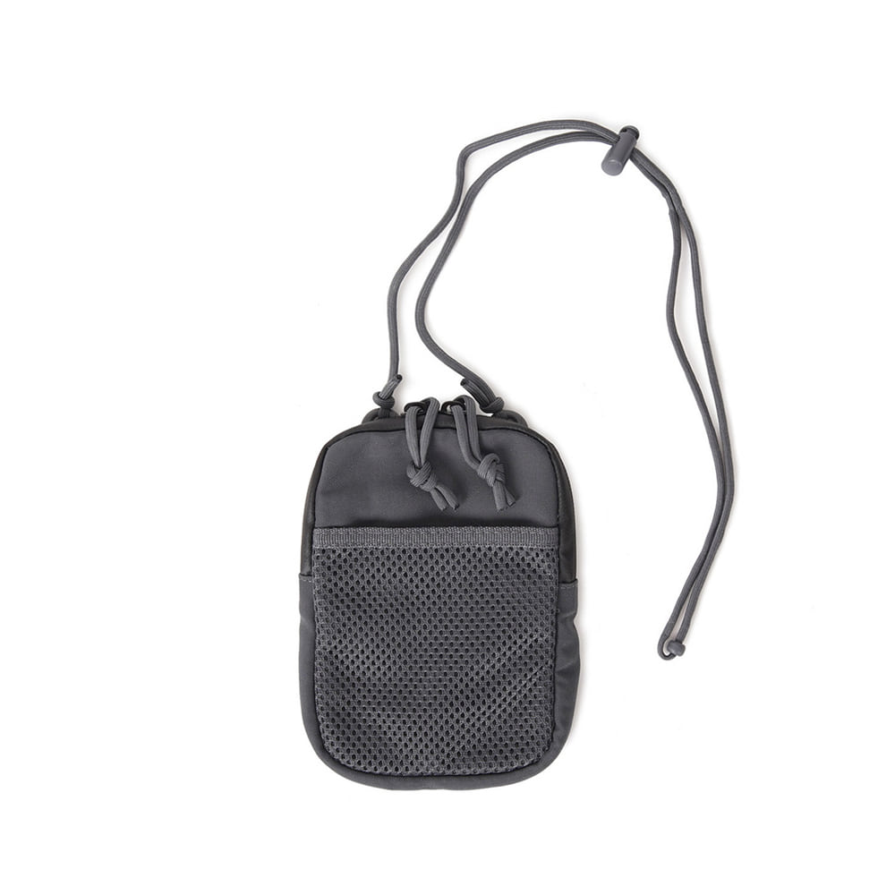 GP0183 Neck Mesh Pouch 'Foliage'