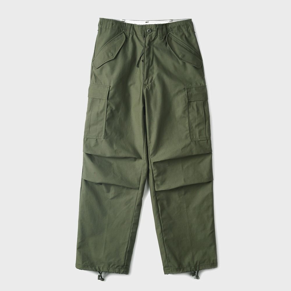 US Military M-65 Field Pants - Olive
