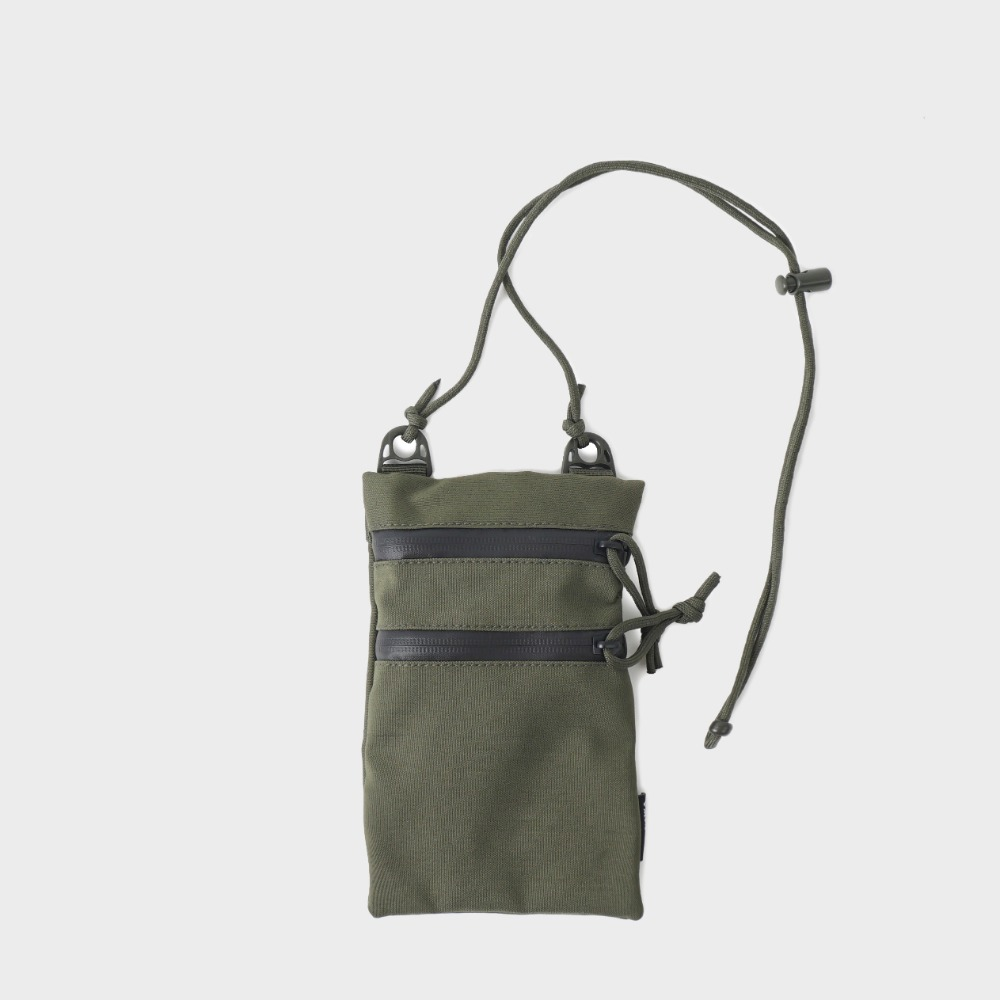 GP0185 Neck Pouch Pouch - Olive