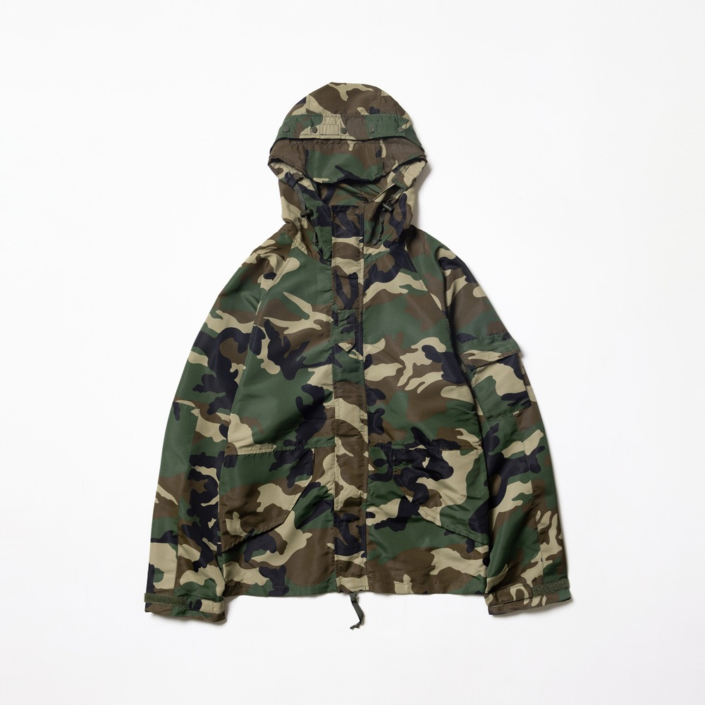 US ECWCS  Lightweight Parka - Woodland