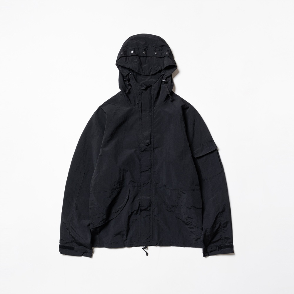 US ECWCS Lightweight Parka - Black